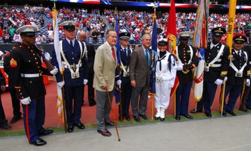 George HW Bush Will Flip The Coin At The Super Bowl