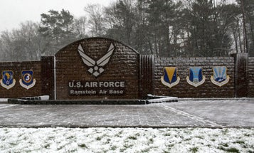 Teen Arrested For Planning Pipe Bomb At Ramstein Air Base