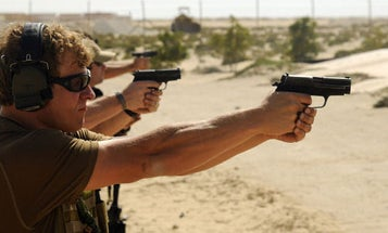 The Military Keeps Picking Sig Sauer When It Needs It Most