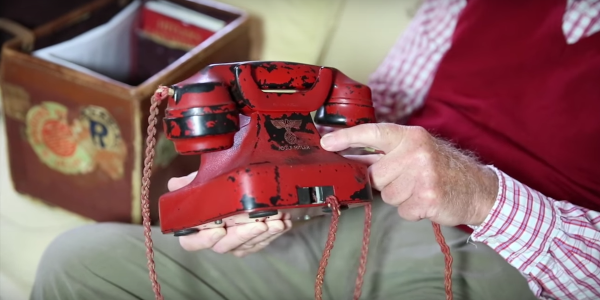 Hitler's Red 'Death Phone,' And Other Signs the World Is Ending This Week
