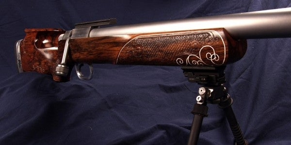 Meet The 24-Year-Old Who Made This Beautiful .50 Cal Rifle