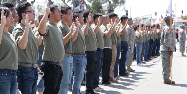 Why Discouraging Americans From Joining The Military Is Totally Wrong