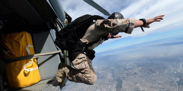 Special Operations Forces Face A Dangerous Rise In Parachuting Deaths