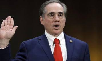 The 'Removal' Of Senior Officials Will Be The First Big Test For New VA Secretary