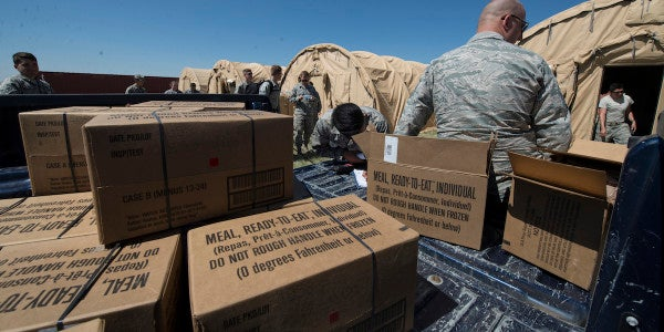 Contractors Who Stole $1 Million Worth Of MREs Head To Prison