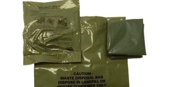 Vietnam Vet Told To Use Wag Bag In VA Hospital Room With No Toilet