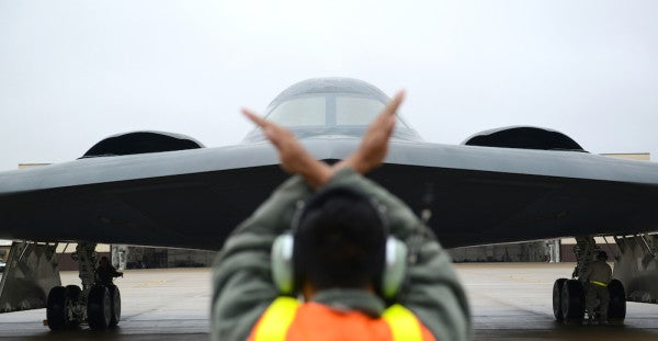 The US Military Does Not Keep A Centralized Record Of All Its Airstrikes