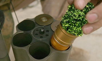 The Military Has A Plan To Make Earth-Friendly Munitions