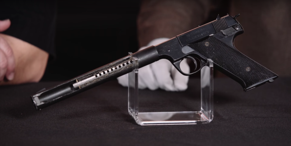 The History Of The CIA's Silent Pistol Of Choice