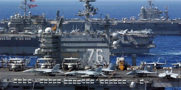 Here's Why Aircraft Carriers Are Ready To Go The Way Of The Battleship
