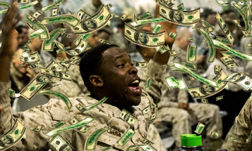 A Rip-It Faucet And 4 Other Things The Military Should Add To Its Budget