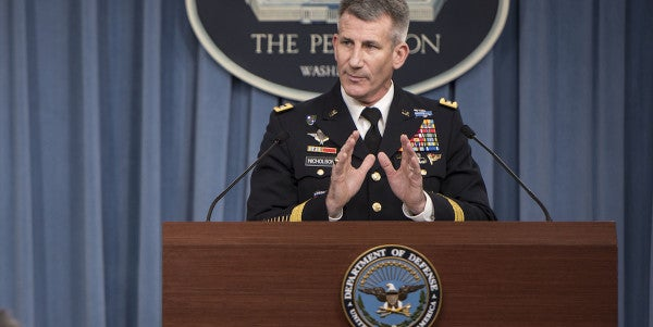 Top US Commander In Afghanistan Wants Thousands More Troops In Country