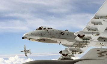 The A-10 Will Be Around At Least Until 2021, Air Force Chief Says