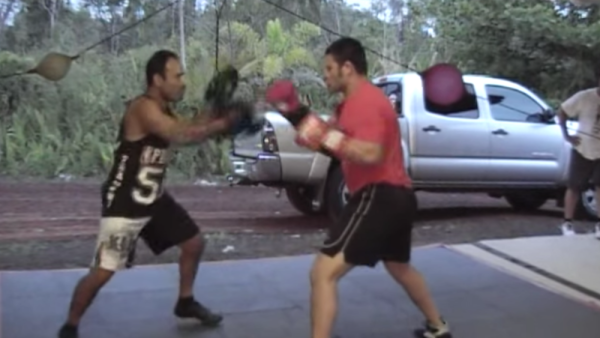 Once A Promising UFC Fighter, This Air Force Vet Can't Stop Getting Arrested