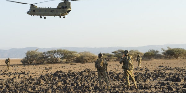 Fort Bragg Soldiers Return Home After Secret Mission To Africa