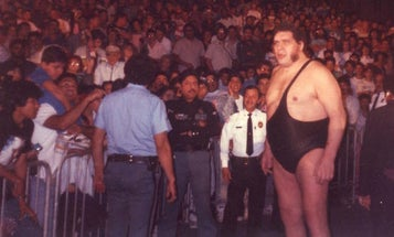 Andre The Giant Will Be Memorialized In Upcoming HBO Documentary