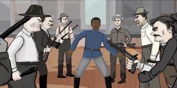 This Animation Tells The True Story Of A Soldier Who Was Lynched For Being Black In 1898
