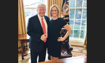 Trump Looked To This Army Wife For Advice On Fixing The VA