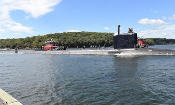 The Coast Guard Is Tracking A Russian Spy Ship Near US Naval Submarine Base