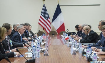 Mattis Delivers Blunt Message To NATO Countries: Pay Up