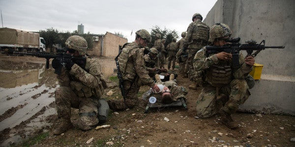 Conventional US Ground Troops May Be Destined For The War In Syria