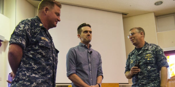 Navy Ditches PowerPoint In Favor Of Actors To Teach Sexual Assault Prevention