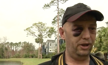 3 Men Brutally Attacked A Veteran Trying To Save A Turtle
