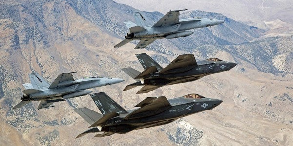 Trump's Unconventional Phone Calls Around F-35 Have Shaken Up The Chain Of Command
