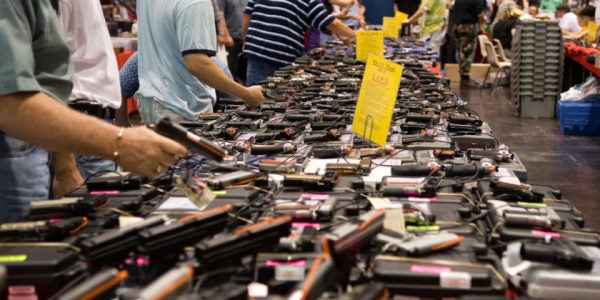 Why Congress Was Right To Strike Down Ban On Mentally Ill People Buying Guns