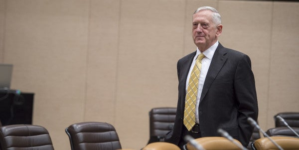 Mattis Breaks With Trump On Declaring That Media Are 'Enemy Of The American People'