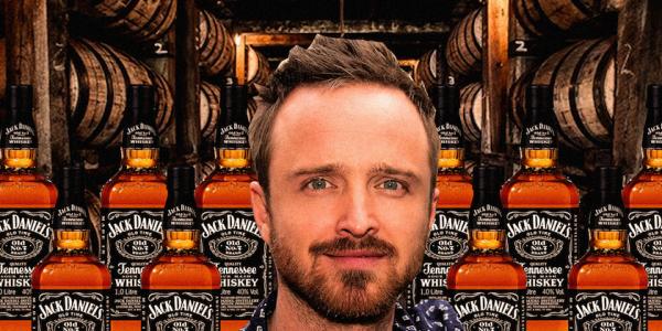 Aaron Paul Set To Play Whiskey Guru Jack Daniel In Upcoming TV Show