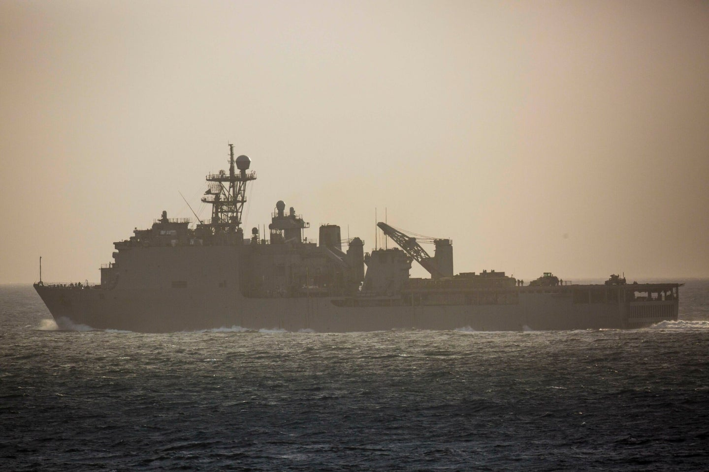 The Navy tried to screw 400 sailors out of holiday leave with an extra-long COVID-19 quarantine