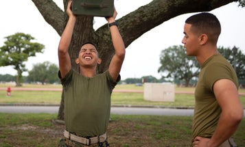 Marine Corps cancels Combat Fitness Test amid troubling rise in COVID-19 cases