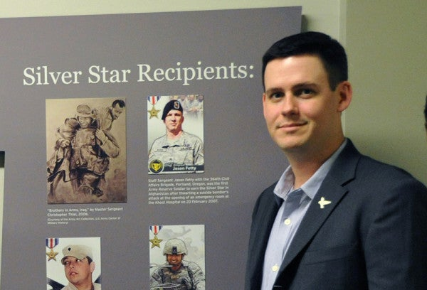 UNSUNG HEROES: The Army Reservist Who Saved 16 Soldiers 4 Days Into His Deployment