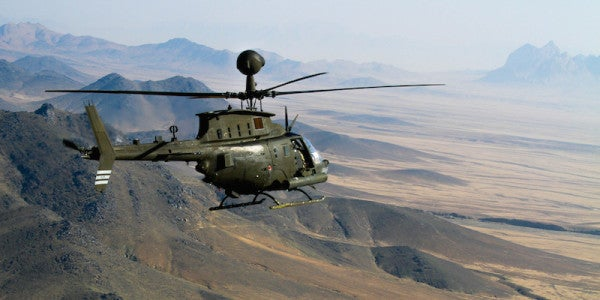 An Army Pilot's Tribute To The OH-58 Kiowa Warrior