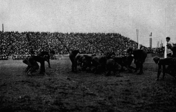 The Brutal History Of The Army–Navy Football Game