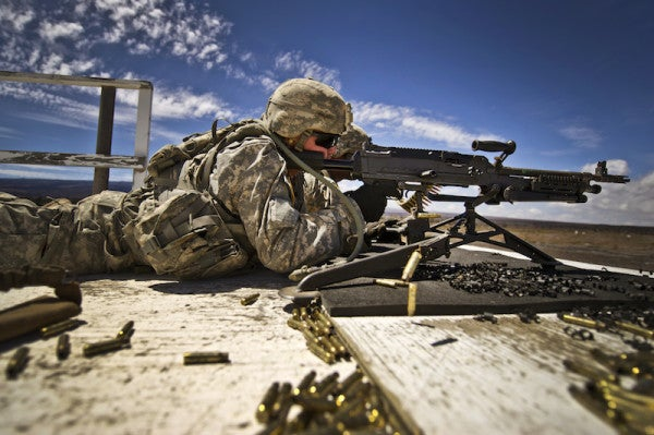 Old Weapon Systems Still Serve The Military Well