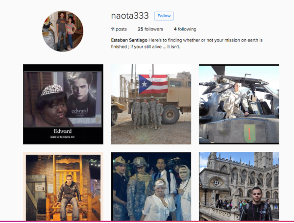Here's A Look At The Fort Lauderdale Shooter's Now-Disabled Instagram Account