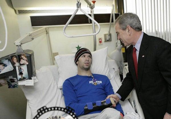 This Veteran Will Soon Receive A Groundbreaking Prosthetic Leg