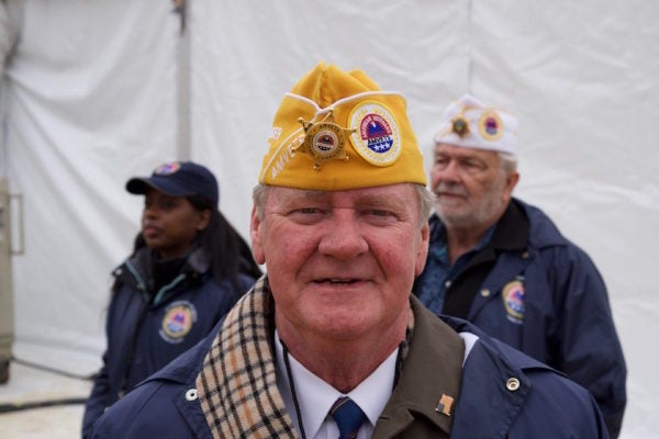 Veterans Organization Under Siege For Marching In Inauguration Parade