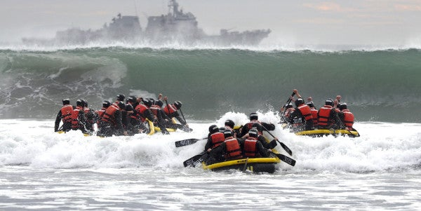 How The Military Decides Who's Built For Its Toughest Units