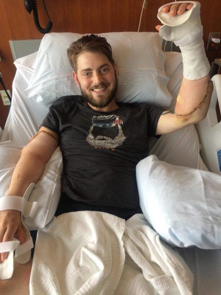 A Story Of Survival: How I Came Back From Losing All 4 Limbs