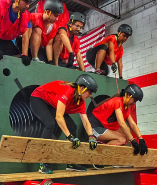 You've Never Done Corporate Teambuilding Like This Before