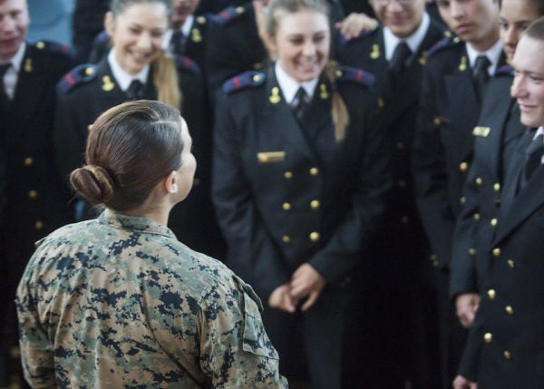10 Rules To Help Women Entering Combat Arms Succeed