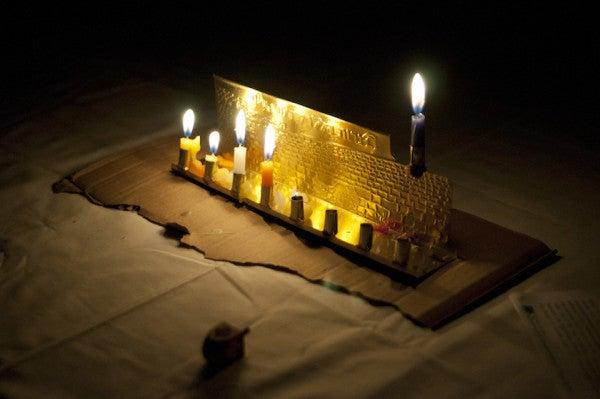 What It's Like Celebrating Hanukkah On Deployment