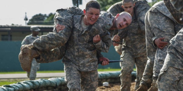 An Infantry Master Sgt On Why Leaders Need To Embrace Gender Integration