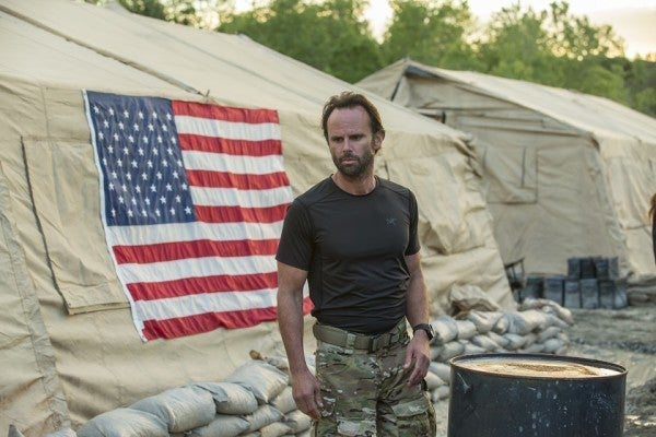 New War Drama Focuses On America's Elite: SEAL Team Six