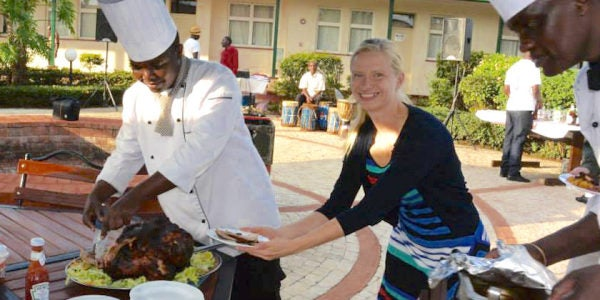 The Barbecued African Turkey That Helped Me Appreciate Thanksgiving