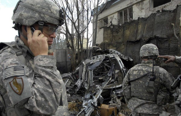Are American Service Members Brainwashed To See The Enemy As Subhuman?