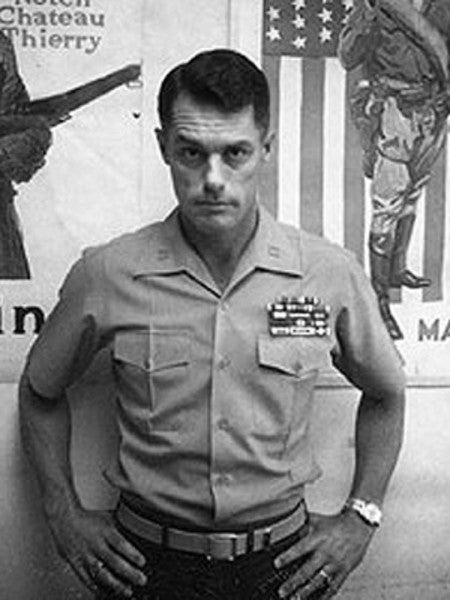 For 25 Years, This Marine Kept A Dark Secret That Involved A Famous Disney Cartoon